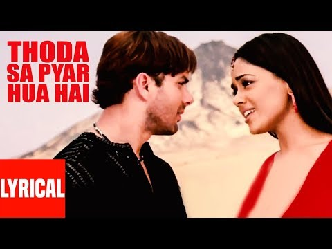 Video Thoda Sa Pyar Hua Hai Lyrical Video | Maine Dil Tujhko Diya | Udit Narayan, Alka Yagnik download in MP3, 3GP, MP4, WEBM, AVI, FLV January 2017