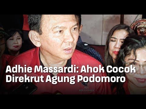 Adhie Massardi: Ahok Cocok Direkrut Agung Podomoro