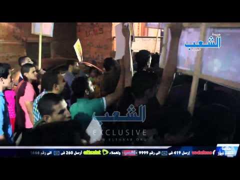 شاهد | أولتراس بنى مجدول يهز شوارع الجيزة بالهتاف ضد الانقلاب