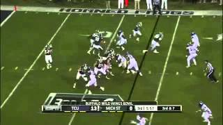 Devonte Fields vs Michigan State (2012)