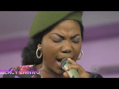 Mercy Chinwo Live Ministration @ Greater Liberation City