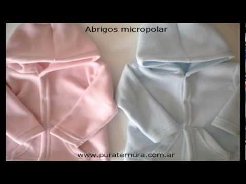 ROPA DE BEBES - Info: http://www.puraternura.com.ar PuraTernura® se dedica exclusivamente al diseño y confección de ropa para bebés de 00 a 24 meses. Vendemos por mayor y me...