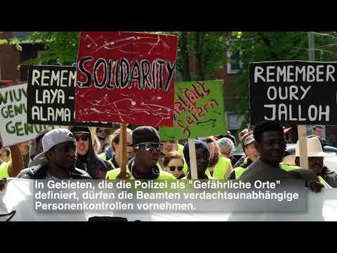 St. Pauli/Hamburg: 500 Teilnehmer demonstrieren gegen ...
