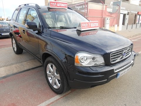 See video Volvo XC 90 2.4 D SUMMUM