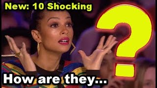 Video TOP 10 *UNEXPECTED & SHOCKING* Auditions EVER That Will BLOW YOUR MIND AWAY! MP3, 3GP, MP4, WEBM, AVI, FLV Januari 2019
