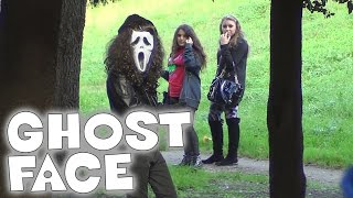 Staring at people ghost face version :) Thank you guys so much for watching!Like The Video? Subscribe For More: http://www.youtube.com/subscription_center?add_user=theprankersprankGoogle+ : https://plus.google.com/u/1/b/102011105391383810890/102011105391383810890?pageId=102011105391383810890Instagram : http://instagram.com/theprankers_youtubePass here! : https://www.youtube.com/channel/UC03jN6Z5ma7Ts6GbTPvN2lg