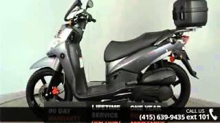 10. 2013 SYM HD200 Only 2893 miles! - SF Moto - San Francisco...
