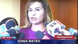 Sonia Mateo dice Danilo ha trabajado para gobernar por muchos años