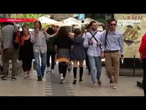 Беженцы из Азербайджана боятся за свою жизнь в Грузии (видео)