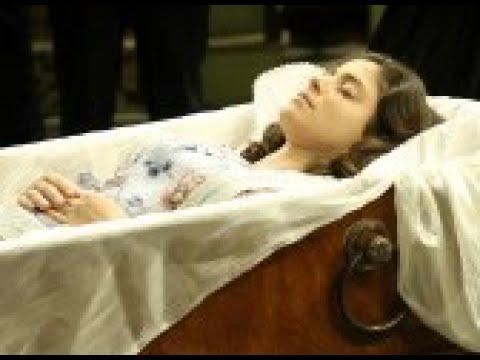 il segreto - i funerali di candela