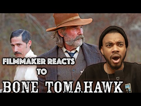 FILMMAKER MOVIE REACTION!! Bone Tomahawk (2015) FIRST TIME REACTION!!
