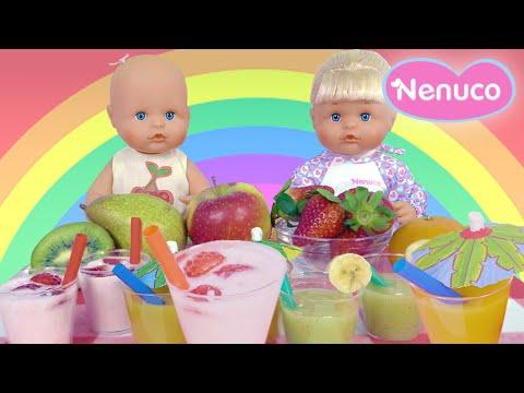 Boutique de smoothies de Nenuco 🍎🍐 Nous faisons beaucoup de smoothies aux fruits