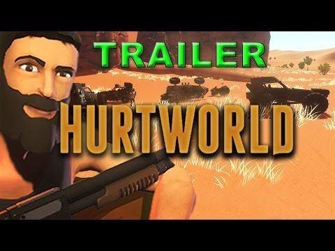 Hurtworld trailer