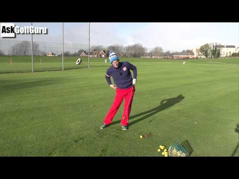 Improve Your Body Turn In Your Golf Swing
