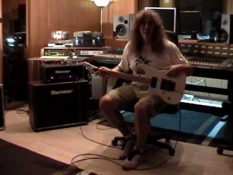 Roberto Vanni: Demo ESP M-II & Blackstar HT-5