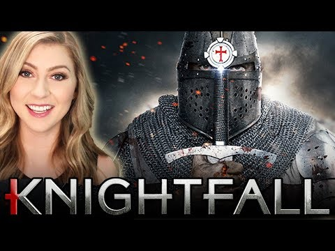 KNIGHTFALL REVIEW - History TV Series Premiere