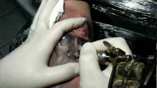 Mojo Tattoo - Old Man