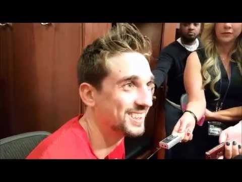 Alexey Shved on being traded to the Houston Rockets