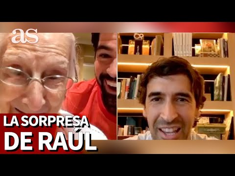 La promesa de Raúl a la abuela de MAM que ha emocionado a miles de personas | Diario AS видео