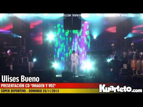 """Ulises Bueno – Presentación CD """"Imagen y voz"""""""