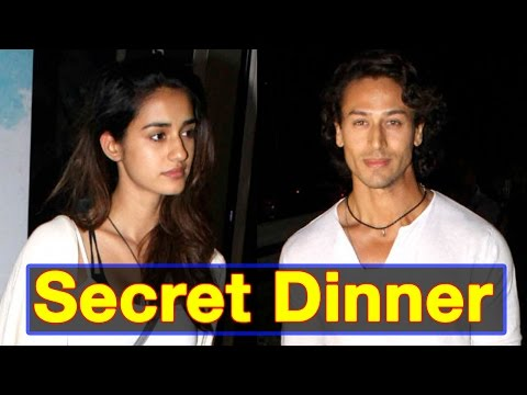 Tiger Shroff Speaks About His Secret Dinner Dates