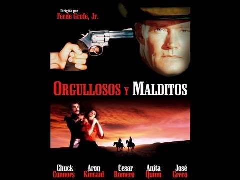 ORGULLOSOS Y MALDITOS (PROUD AND THE DAMNED, 1972, Full movie, Spanish)