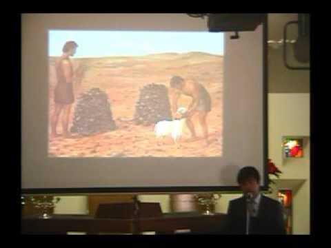 2015年12月12日「カインとアベル」朴昌牧師
