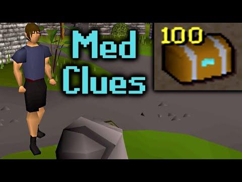 100 Medium Clues (OSRS Trailblazer League #27)
