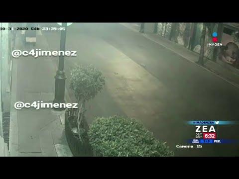 Así fueron trasladados los restos de los 2 menores asesinados en el Centro Histórico | Francisco Zea