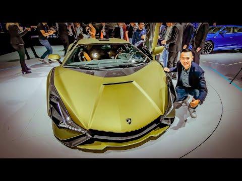 Cận cảnh và khám phá chiếc siêu xe Lamborghini SIAN có giá trên 50 tỷ đồng @ vcloz.com