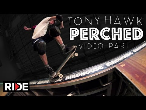 Tony - I can honestly say that I haven't worked on a skate video this hard since The End. I never want to do some of these tricks again, but I am proud to have completed them and hope that you enjoy...