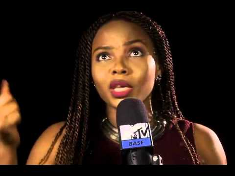 "Yemi Alade's Amazing Freestyle to May D's ""Ale Yi A Bad"" For MTV Base"
