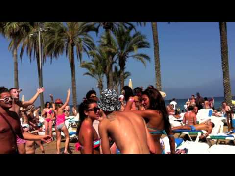 Ibiza beach brazil movie