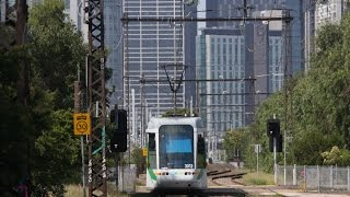 Melbourne Trams - Route 109. Full video.