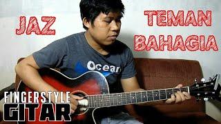 Video Jaz - Teman Bahagia fingerstyle gitar cover by Rivo lindo MP3, 3GP, MP4, WEBM, AVI, FLV Juli 2018