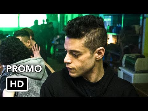 "Mr. Robot 3x02 Promo ""eps3.1_undo.gz"" (HD) Season 3 Episode 2 Promo"