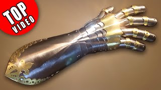 How to Make Armor with Ordinary Tools - Gothic Gauntlet