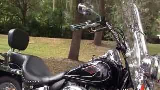 6. Used 2009 Harley Davidson Heritage Softail Classic Motorcycles for sale