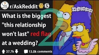Video Biggest red flag ever seen at a wedding 2 (r/AskReddit) MP3, 3GP, MP4, WEBM, AVI, FLV Agustus 2019