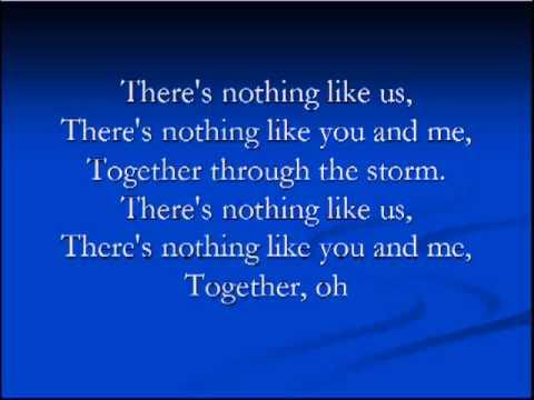 Justin Bieber - Nothing Like Us lyrics Justin Bieber - Nothing Like Us ...