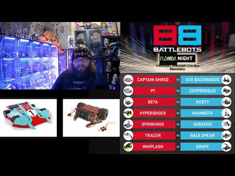 Battlebots S5 EP7 Predictions