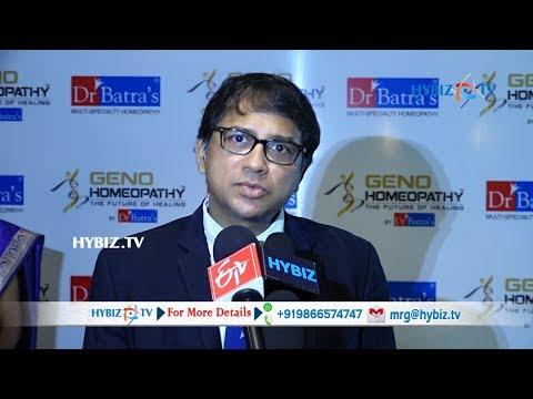 Dr Sandeep Saxena -Dr Batras Group Geno Homeopathy