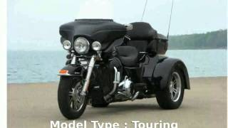 3. 2010 Harley-Davidson Trike Tri Glide Ultra Classic -  Details superbike Top Speed Engine