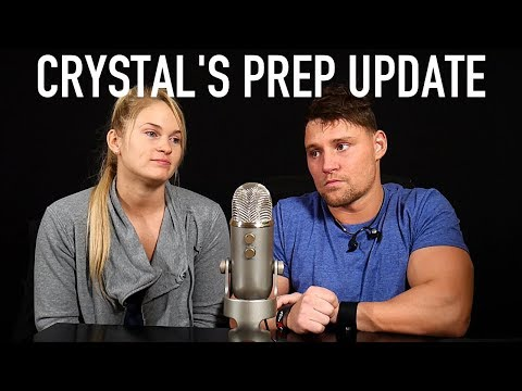 Atkins diet - Crystal's Competition Prep Update  Cooking With A Sous Vide