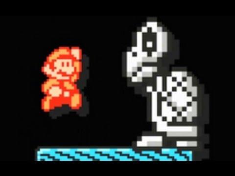Super Mario Maker - Super Expert 100 Mario Challenge #78 (видео)