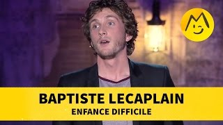 "Video Baptiste Lecaplain - ""Enfance Difficile"" MP3, 3GP, MP4, WEBM, AVI, FLV September 2017"