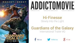 Download Lagu Guardians of the Galaxy - International Trailer #2 Music #1 (Hi-Finesse - Slowly Into the Light) Mp3