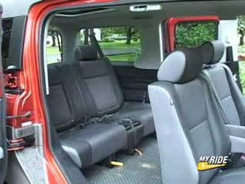 Review: 2004 Honda Element