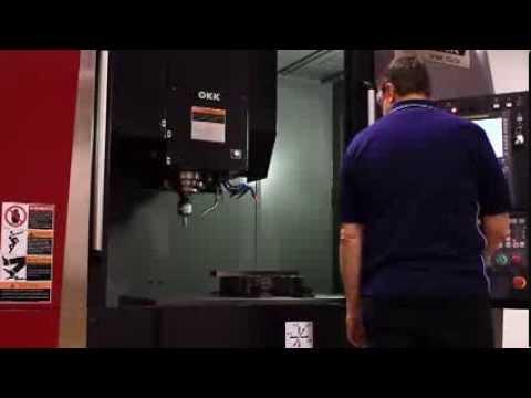 OKK VB-53 20K RPM Die Mould Vertical Machining Centre