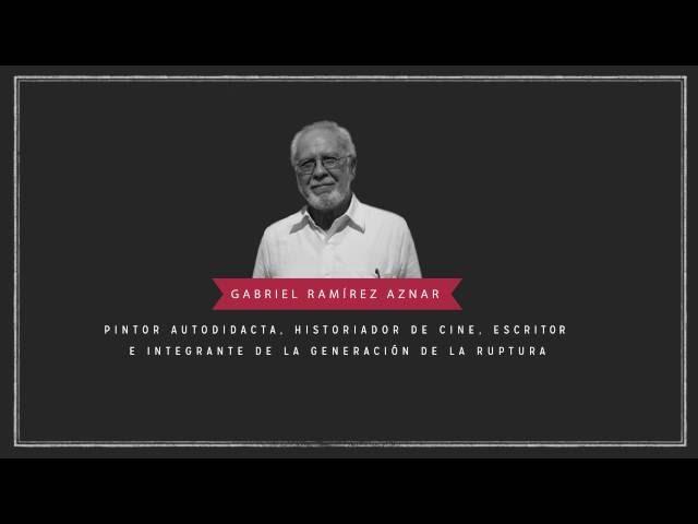Gabriel Ramirez Aznar| Artistas de Ruptura